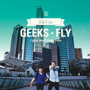 "Album art for Geeks's album ""Fly"""