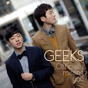 "Album art for Geeks's album ""Officialy Missing You"""