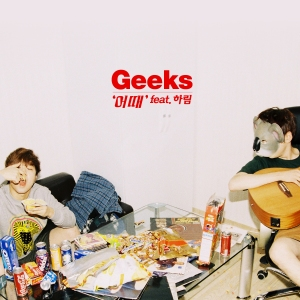 "Album art for Geeks's album ""What Do You Think"""