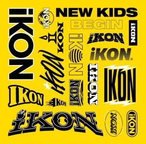 """Album art for iKON's album """"New Kids: Begin"""""""