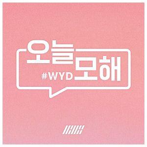 "Album art for iKON's album ""#WYD"""