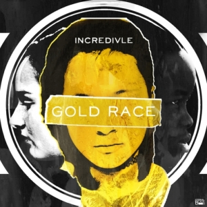 "Album art for Incredivle's album ""Gold Race"""