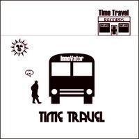 """Album art for InnoVator's album """"Time Travel"""""""
