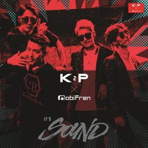 """Album art for K2P's album """"It's Sound"""""""