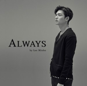 "Album art for Lee Minho's album ""Always By Lee Minho"""