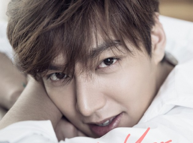 "Lee Minho's ""Thank You"" promotional picture."