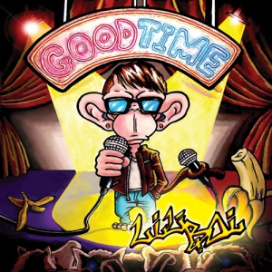 "Album art for Lil' Boi (Geek)'s album ""Good Time"""