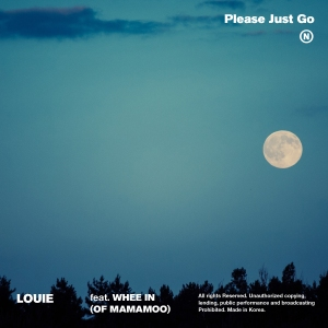 "Album art for Louie (Geeks)'s album ""Please Just Go"""