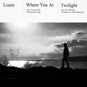 "Album art for Louie (Geeks)'s album ""Where You At"""