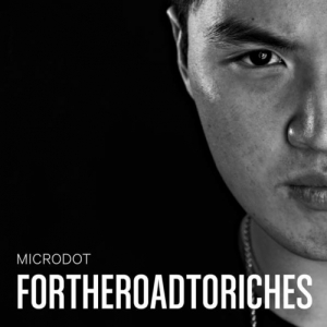 "Album art for Microdot's album ""For The Road To Riches"""