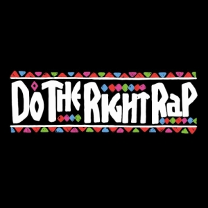 "Album art for P-Type's album ""Do The Right Rap"""