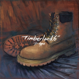 "Album art for P-Type's album ""Timberland 6"""""