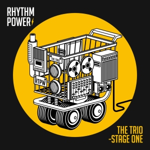 "Album art for Rhythm Power's album ""Stage One"""