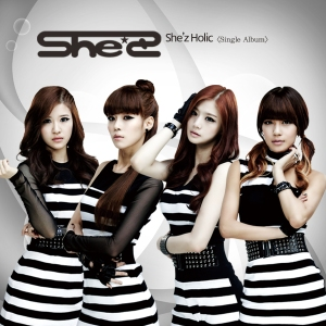 "Album art for She'z album ""She'z Holic"""