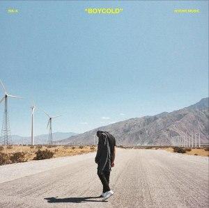 "Album art for Sik-K's album ""BOYCOLD"""