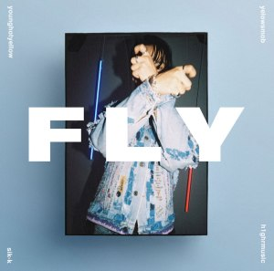 """Album art for Sik-K's album """"Fly"""""""