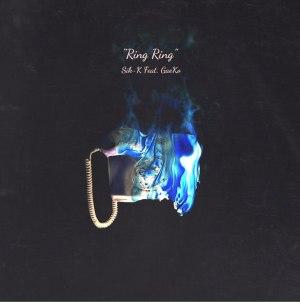 """Album art for Sik-K's album """"Ring Ring"""""""