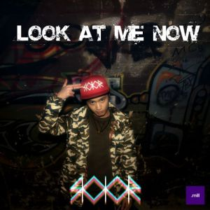 "Album art for SKOLOR's album ""Look At Me Now"""