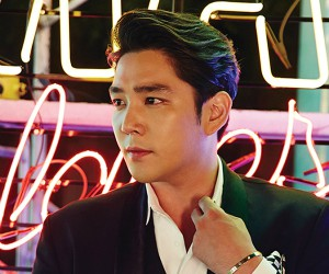 "Super Junior's Kangin ""Magic"" promotional picture."
