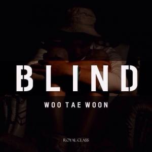 """Album art for Wuno (TaeWoon)'s album """"Blind"""""""