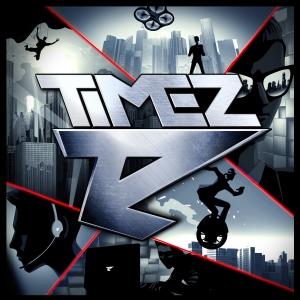 """Album art for Timez's album """"Awaken"""""""