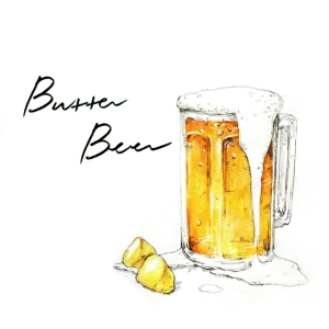"Album art for Trap's album ""Butter Beer"""