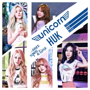 "Album art for Unicorn's album art for ""Once Upon A Time"""