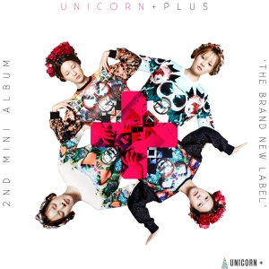 "Album art for Unicorn's album ""Blink Blink"""
