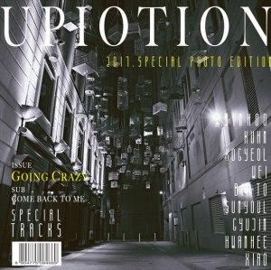 "Album art for Up10tion's album ""Special Photo Edition"""
