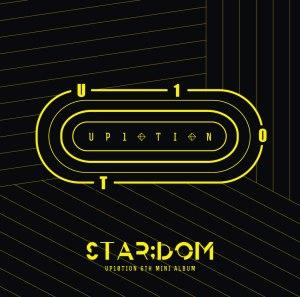 """Album art for Up10tion's album """"Stardom"""""""