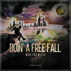 "Album art for Wuno (Woo Tae Woon)'s album ""Doin' A Free Fall"""
