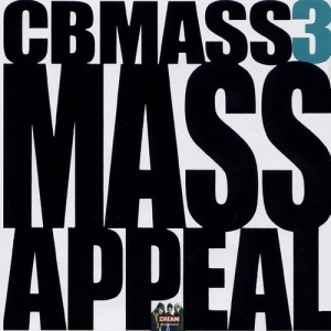 "Album art for CB Mass's album ""Massappeal"""