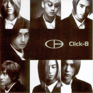 "Album art for Click B's album ""Click B 3.5"""