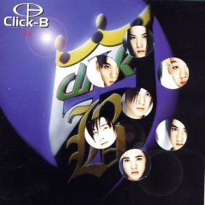 "Album art for Click B's album ""Click B"""