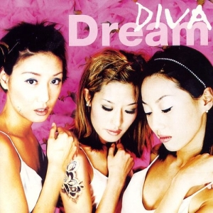"Album art for Diva's album ""Dream"""