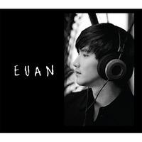 "Album art for Evan (Yoo Ho Seok)'s album ""Foolish Yoo Ho Seok"""