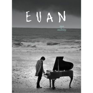 "Album art for Evan (Yoo Ho Seok)'s album ""Sense & Sensibiltiy"""