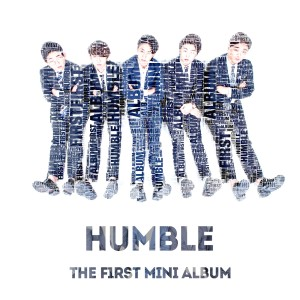 "Album art for Humble's album ""Humble"""
