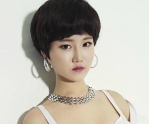 "LAYSHA's Seulgi ""Laysha"" promotional picture."
