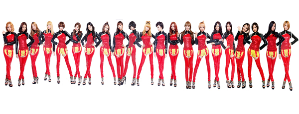 Leader'S original full line-up.