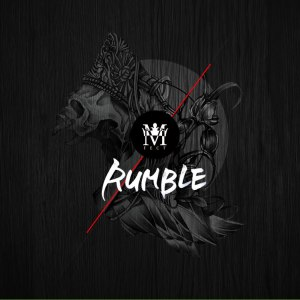 "Album art for M.Fect's album ""Rumble"""