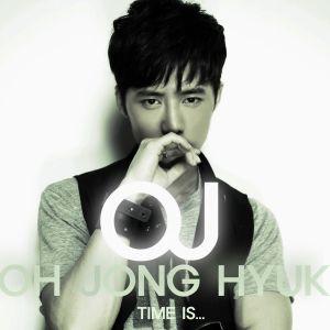 """Album art for Oh Jong Hyuk's album """"Time Is..."""""""