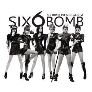 Album art for Six Bomb's First Mini Album
