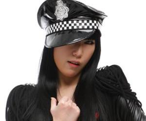 Six Bomb's former member Jiwoo.