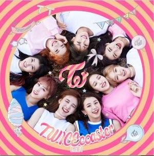 """Album art for Twice's album """"TWICEcoaster: Lane 1"""""""