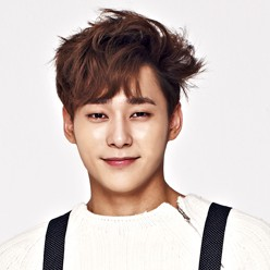 "UNIQ's Sung Joo ""Best Friend"" promotional picture."