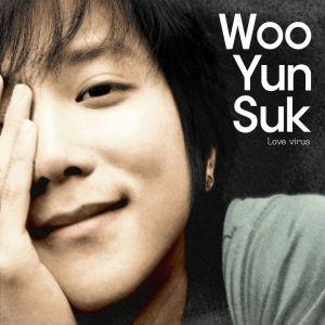 "Album art for Woo Yun Seok's album ""Love Virus"""