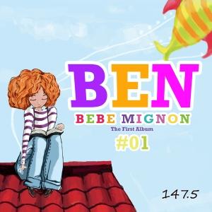 """Album art for Ben's album """"147.5"""""""