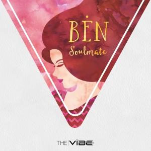 """Album art for Ben's album """"Soulmate"""""""