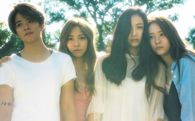 "F(X)'s ""4 Walls"" promotional picture."